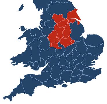 drainscan area map