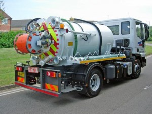 Drainscan tanker services