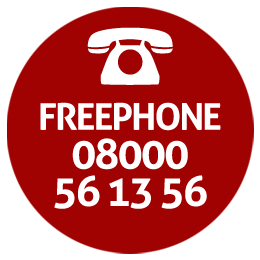 freephone 08000 56 13 56